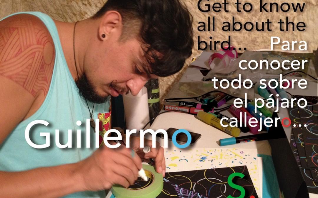Jueves Culturales @La Cúpula: 18 de febrero, El Pájaro Callejero
