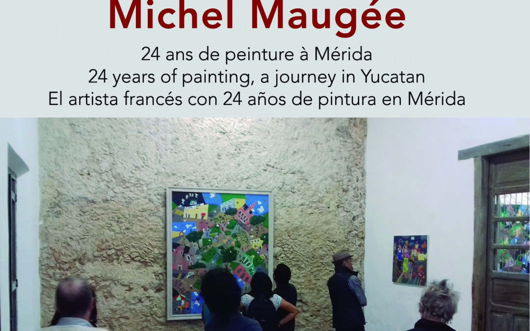 Guided Tour with Michel Maugée. Jueves Culturales @La Cúpula